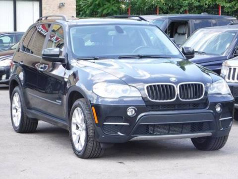 2012 BMW X5 for sale at Car Source in Detroit MI