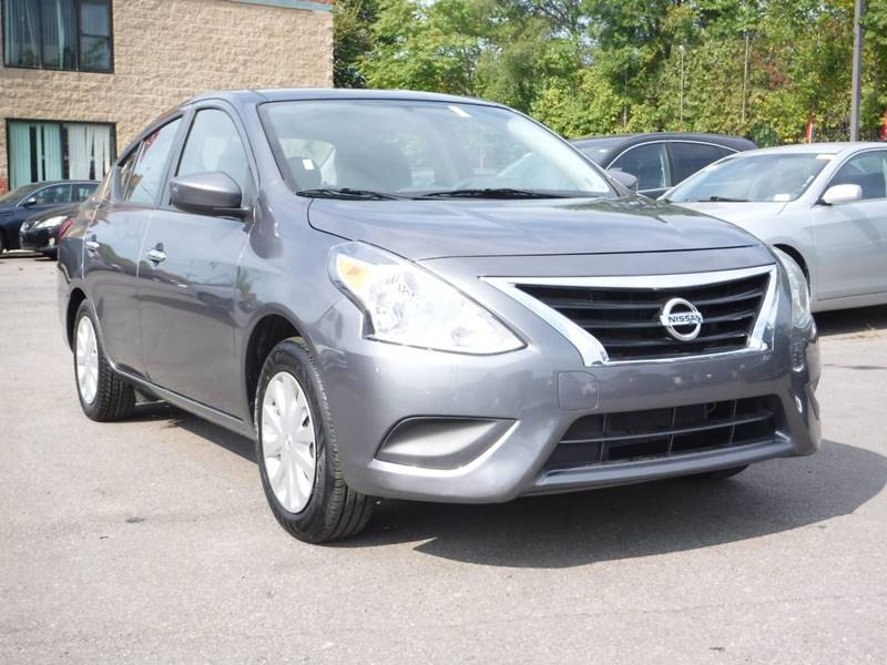 2017 Nissan Versa for sale at Car Source in Detroit MI