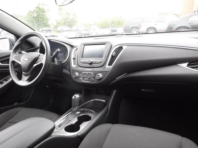 2016 Chevrolet Malibu for sale at Car Source in Detroit MI