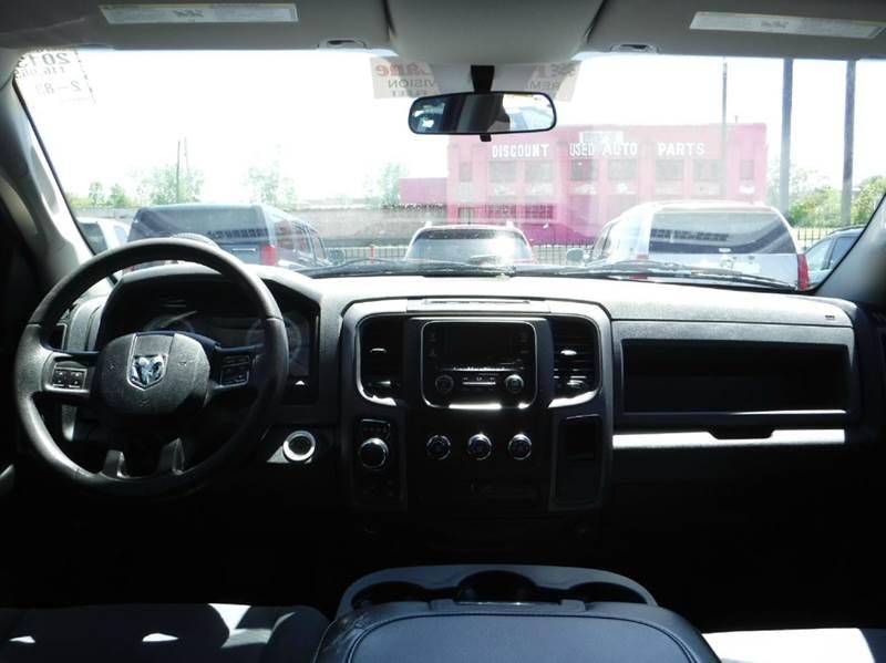 2013 RAM Ram Pickup 1500 for sale at Car Source in Detroit MI