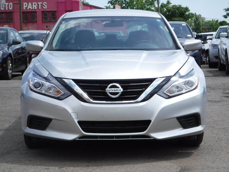 2016 Nissan Altima for sale at Car Source in Detroit MI