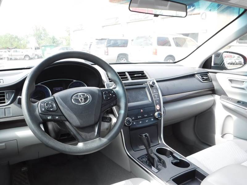2016 Toyota Camry for sale at Car Source in Detroit MI