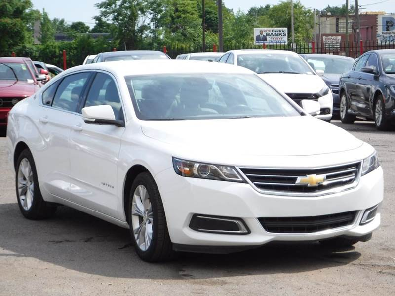 2014 Chevrolet Impala for sale at Car Source in Detroit MI