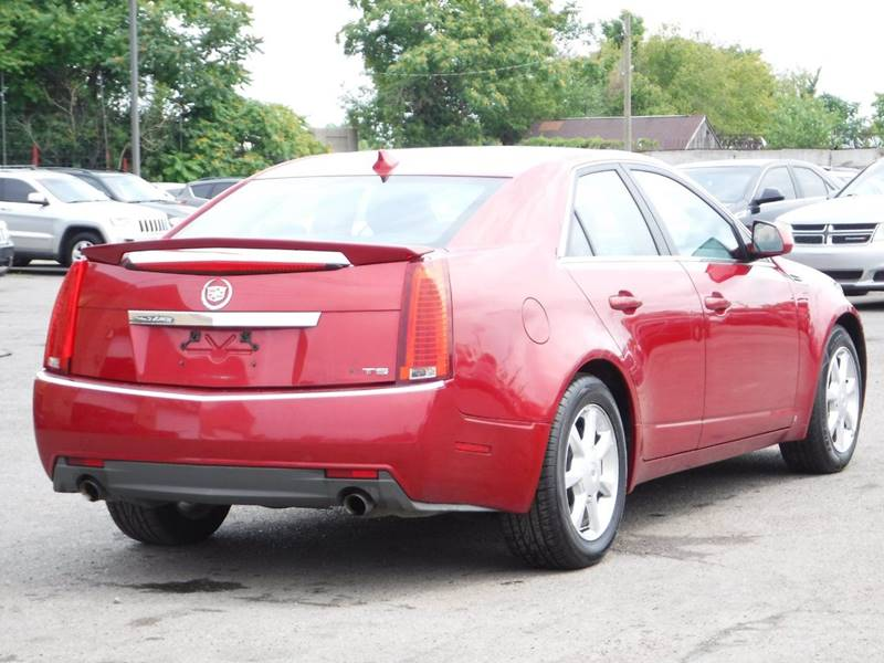 2009 Cadillac CTS for sale at Car Source in Detroit MI