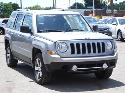 2016 Jeep Patriot for sale at Car Source in Detroit MI