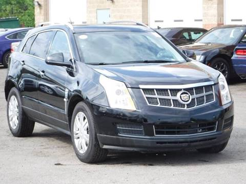 2011 Cadillac SRX for sale at Car Source in Detroit MI