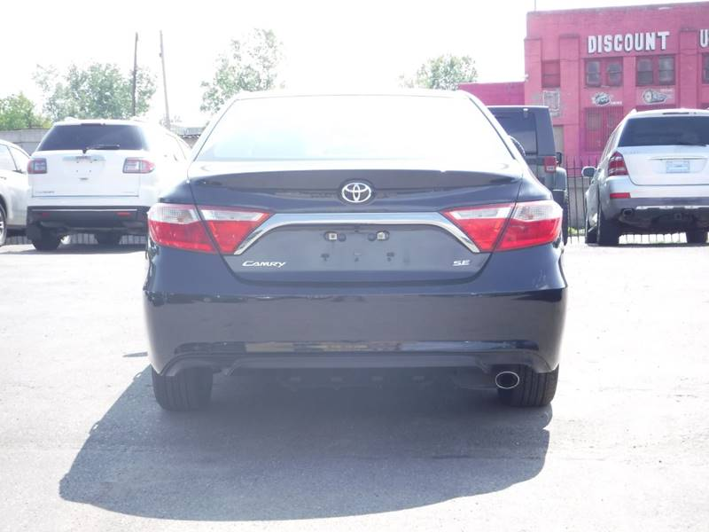 2017 Toyota Camry for sale at Car Source in Detroit MI