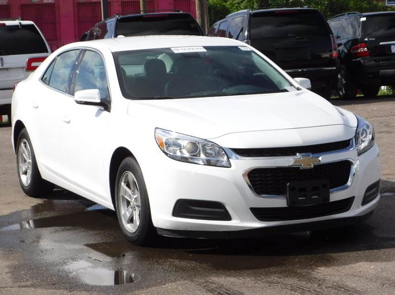 2015 Chevrolet Malibu for sale at Car Source in Detroit MI