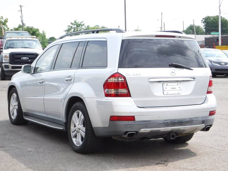 2007 Mercedes-Benz GL-Class for sale at Car Source in Detroit MI
