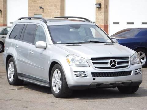 2007 Mercedes-Benz GL-Class for sale at Car Source in Detroit MI