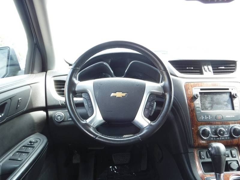 2014 Chevrolet Traverse for sale at Car Source in Detroit MI