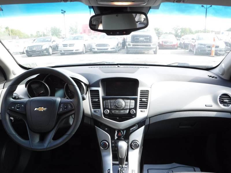 2015 Chevrolet Cruze for sale at Car Source in Detroit MI