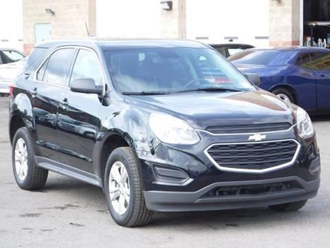 2016 Chevrolet Equinox for sale in Detroit, MI