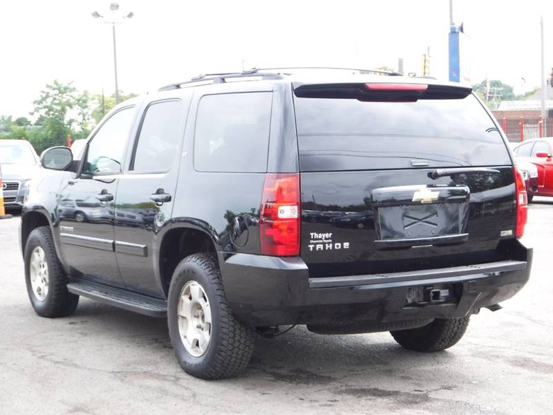2007 Chevrolet Tahoe for sale at Car Source in Detroit MI