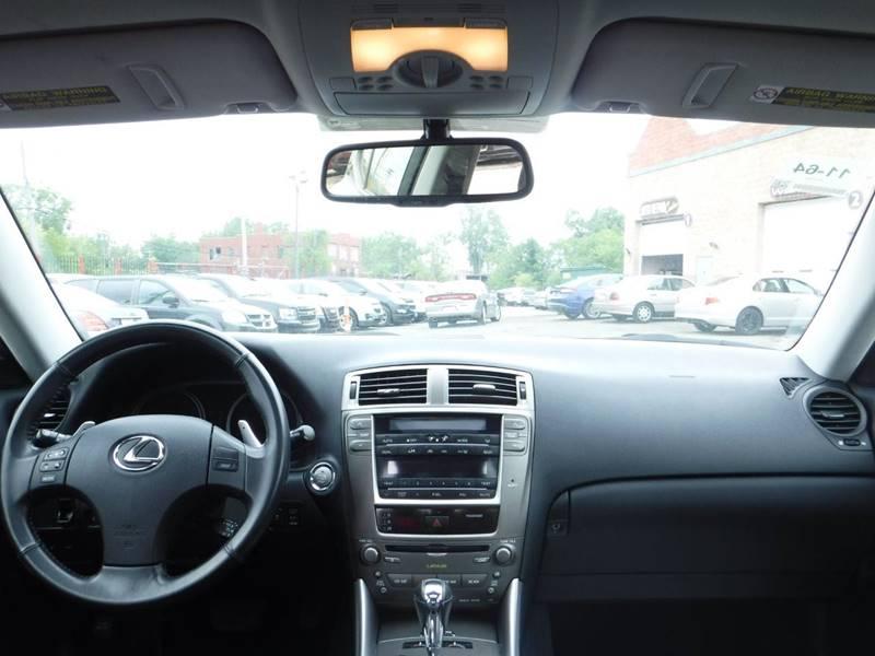 2008 Lexus IS 250 for sale at Car Source in Detroit MI