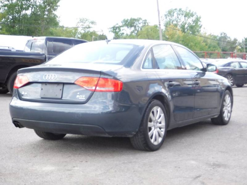 2011 Audi A4 for sale at Car Source in Detroit MI
