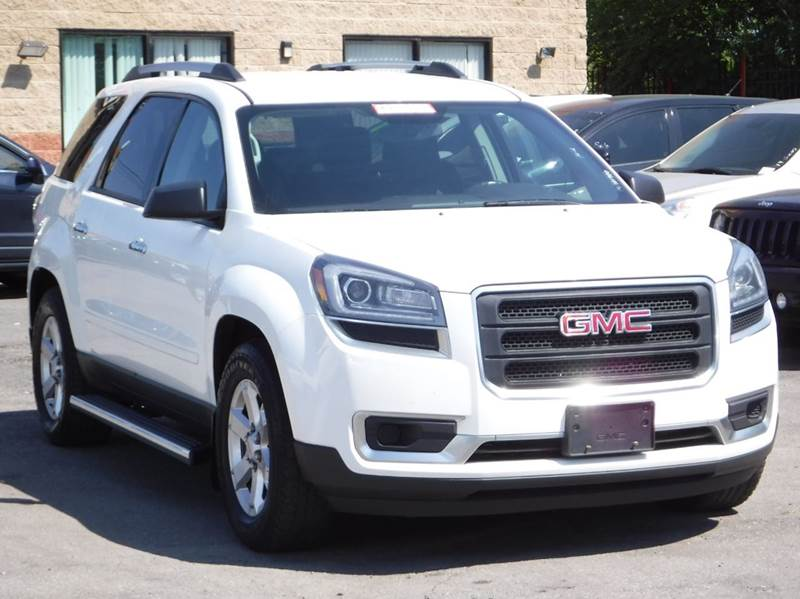 2014 GMC Acadia for sale at Car Source in Detroit MI