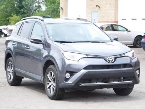 2016 Toyota RAV4 for sale at Car Source in Detroit MI