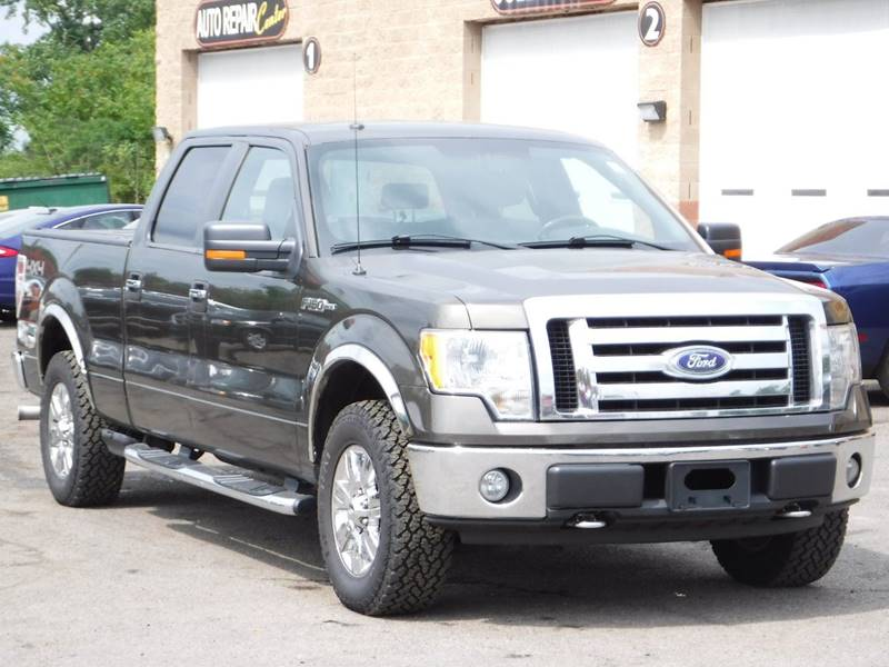 2009 Ford F-150 for sale at Car Source in Detroit MI
