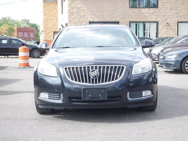 2011 Buick Regal for sale at Car Source in Detroit MI