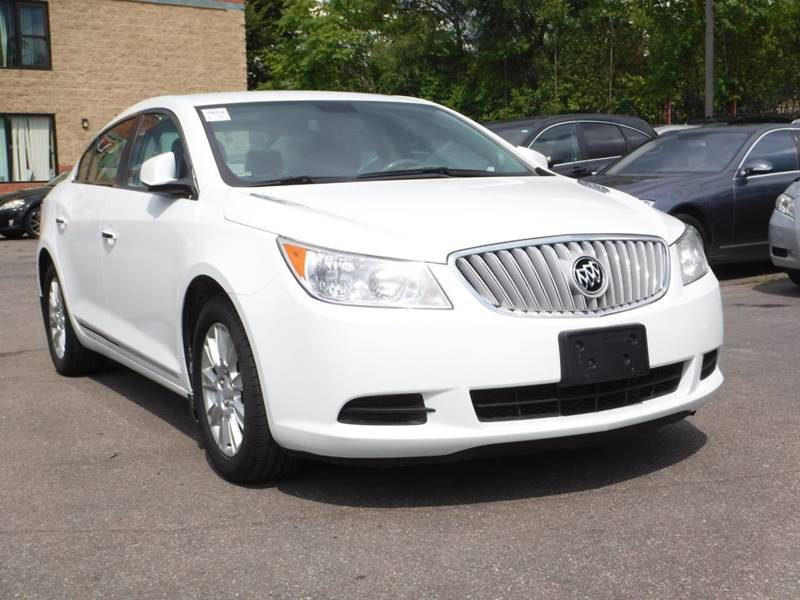 2011 Buick LaCrosse for sale at Car Source in Detroit MI