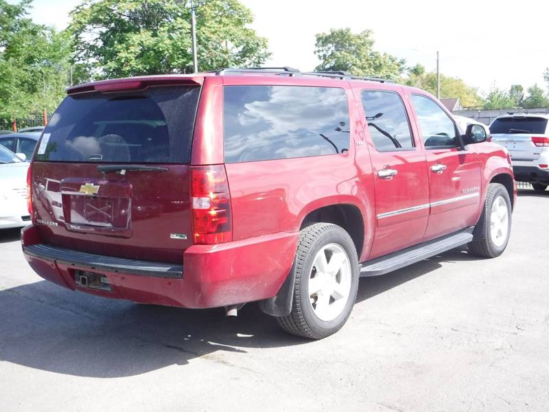 2011 Chevrolet Suburban for sale at Car Source in Detroit MI