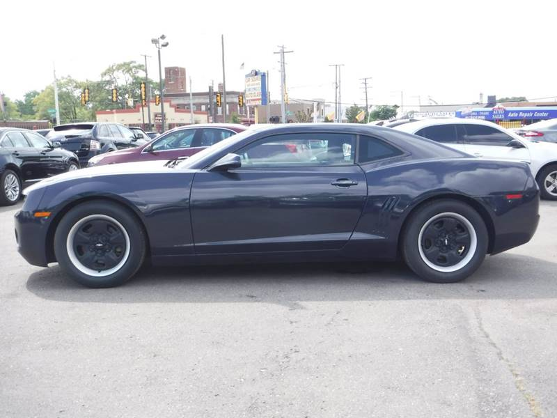 2013 Chevrolet Camaro for sale at Car Source in Detroit MI