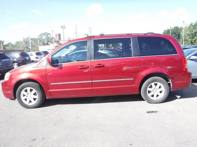2010 Chrysler Town and Country for sale at Car Source in Detroit MI