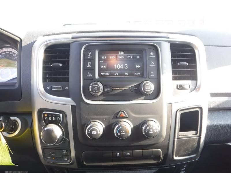 2016 RAM Ram Pickup 1500 for sale at Car Source in Detroit MI