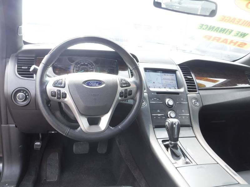 2016 Ford Taurus for sale at Car Source in Detroit MI