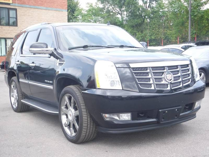 Car Source Detroit >> Detroit Used Car For Sale 2010 Cadillac Escalade 48203 At