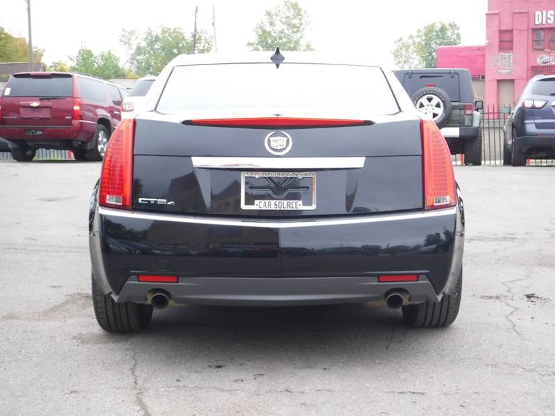 2010 Cadillac CTS for sale at Car Source in Detroit MI