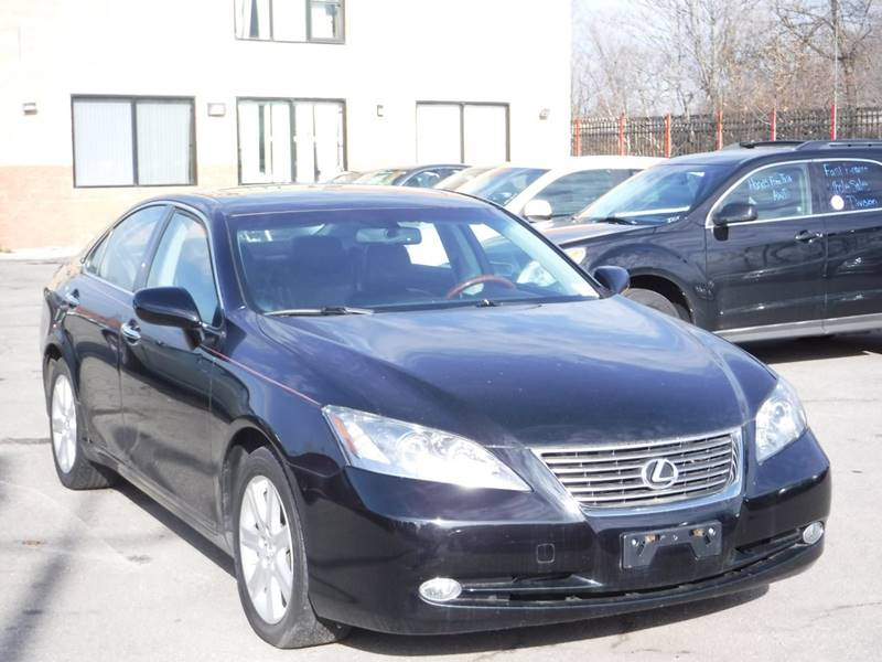 2008 Lexus Es 350 car for sale in Detroit