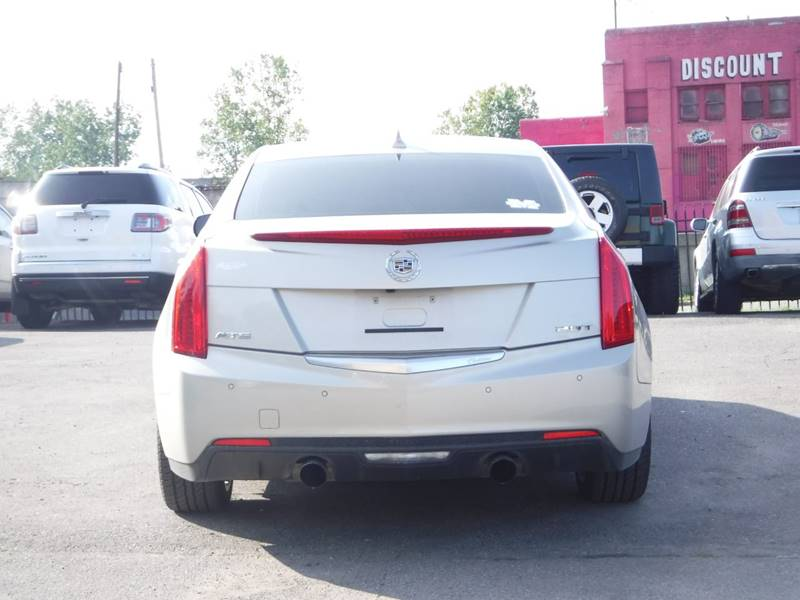 2014 Cadillac ATS for sale at Car Source in Detroit MI