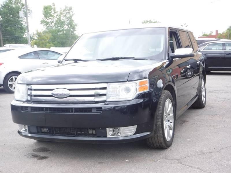 2010 Ford Flex for sale at Car Source in Detroit MI