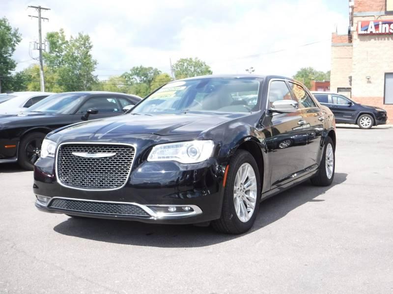2016 Chrysler 300 for sale at Car Source in Detroit MI
