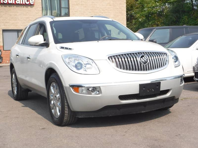 2011 Buick Enclave for sale at Car Source in Detroit MI