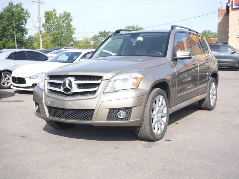 2010 Mercedes-Benz GLK for sale at Car Source in Detroit MI