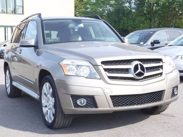 2010 Mercedes-Benz Glk car for sale in Detroit