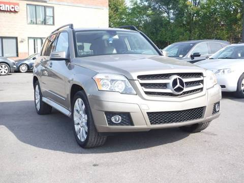 2010 Mercedes-Benz GLK for sale at Car Source in Detroit MI