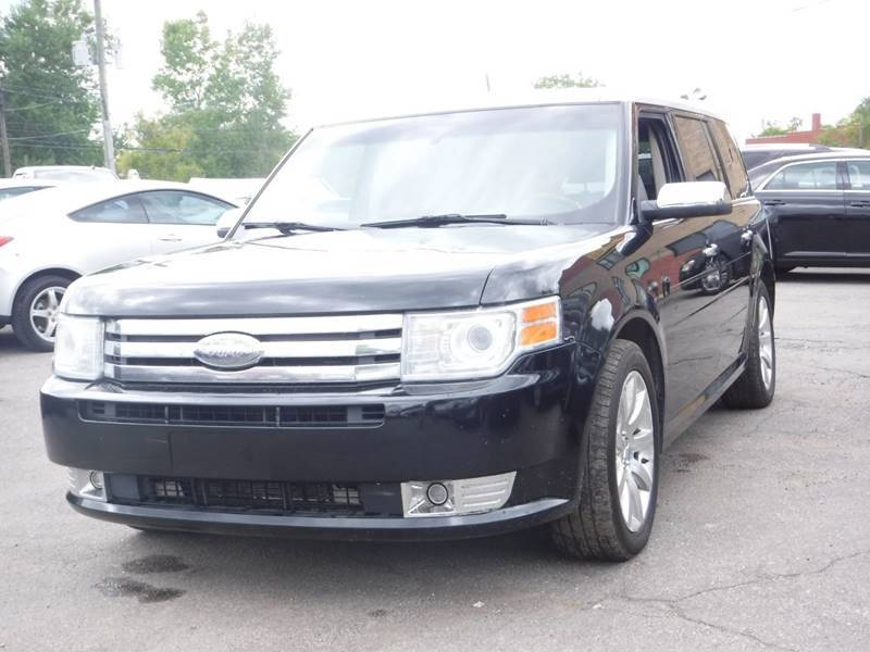 2010 Ford Flex for sale at Car Source in Detroit MI