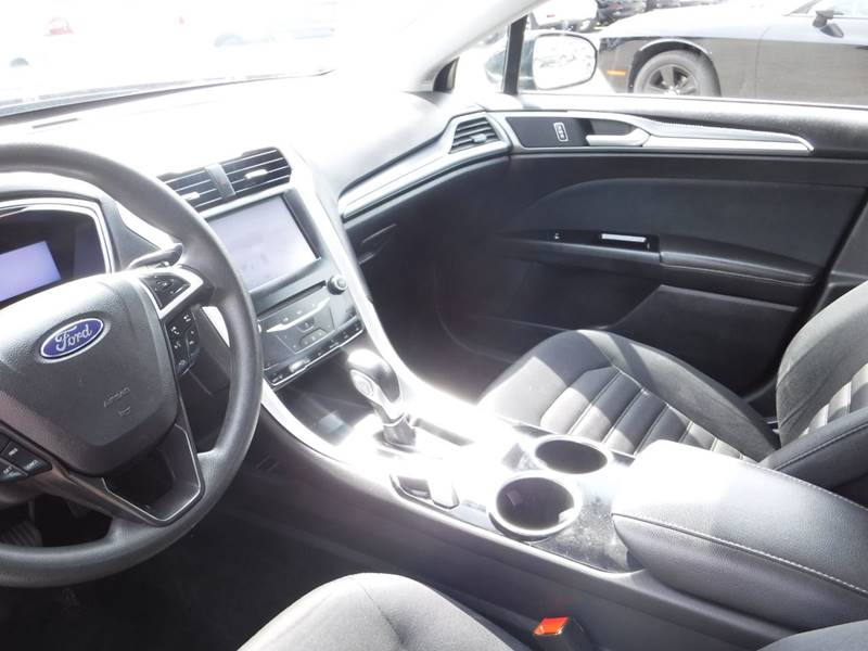 2013 Ford Fusion for sale at Car Source in Detroit MI