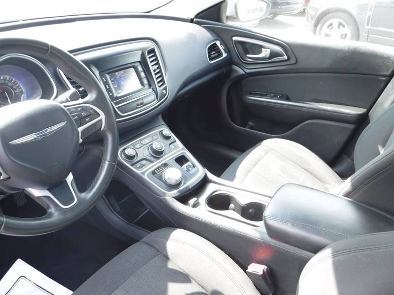 2015 Chrysler 200 for sale at Car Source in Detroit MI