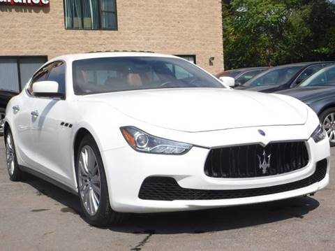 2015 Maserati Ghibli for sale at Car Source in Detroit MI