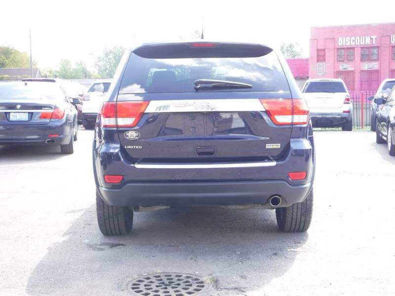 2013 Jeep Grand Cherokee for sale at Car Source in Detroit MI