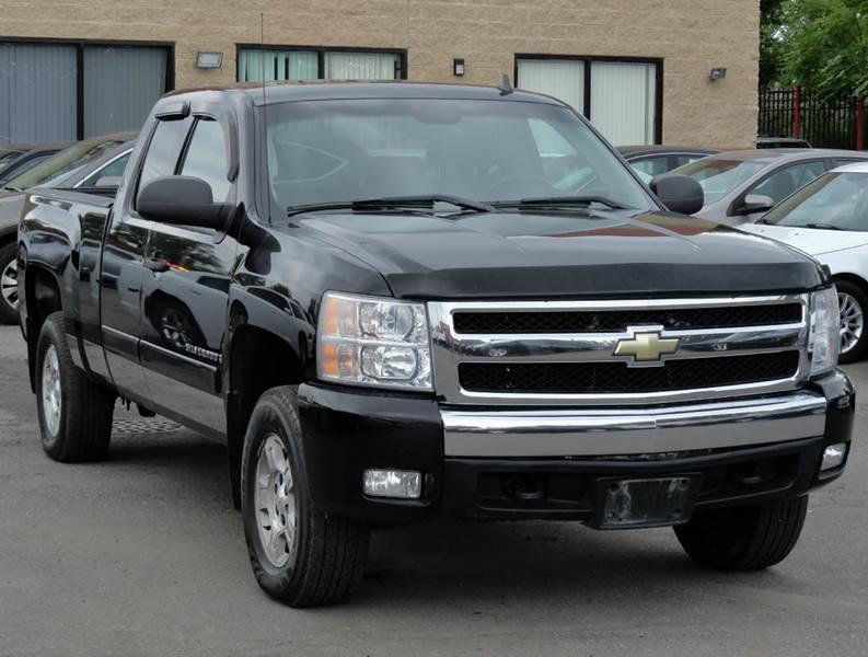 2007 Chevrolet Silverado 1500 car for sale in Detroit