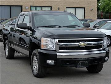 2007 Chevrolet Silverado 1500 for sale at Car Source in Detroit MI