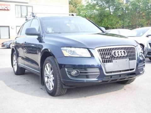 2011 Audi Q5 for sale in Detroit, MI