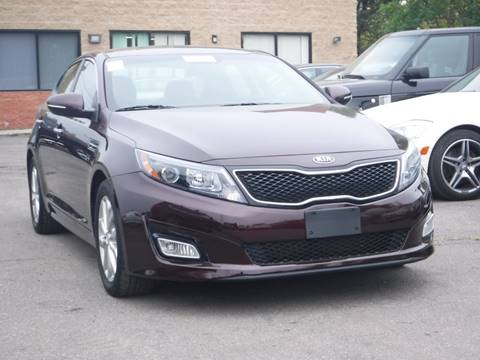 2015 Kia Optima for sale at Car Source in Detroit MI