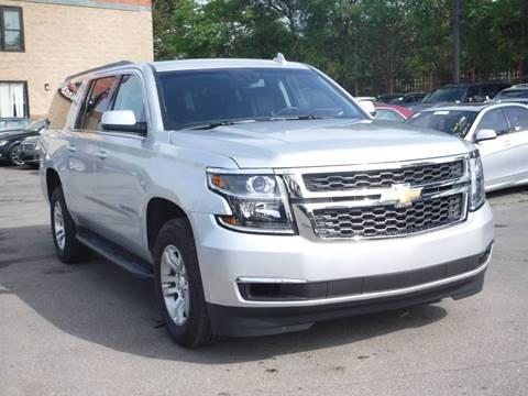 2017 Chevrolet Suburban for sale at Car Source in Detroit MI